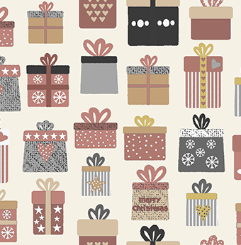 Serie Christmas For Friends Von Stof As Hexagon Patchwork Treff