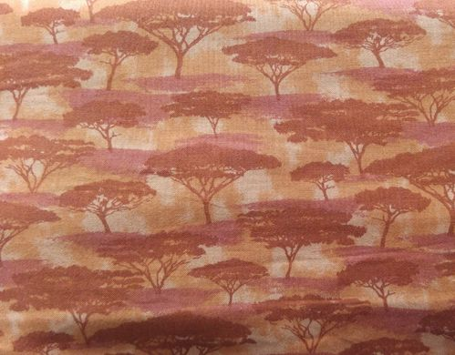 Safari, von Blue Hill Fabric