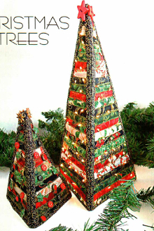 "Anleitung ""Christmas Tree"" von Aunties Two"